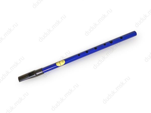 Вистл Feadog Brass D (синий)