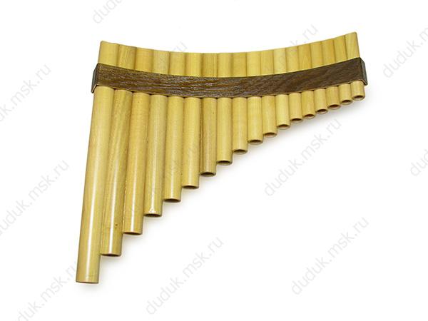 Пан-флейта Gibonus FP-18-G левосторонняя