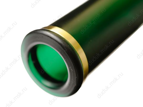 Зафун зеленый (Pocket Sax - Emerald Green)
